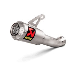 Akrapovic End Can BMW S1000RR